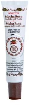 Rosebud Perfume Co. Smith´s Mocha Rose balsam de buze in tub
