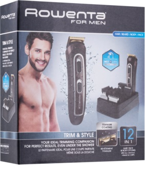 Rowenta For Men TRIM & STYLE TN9160F0 zastřihovač pro celé tělo