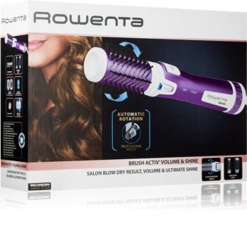 Rowenta Brush Activ Volume   Shine CF9530F0 meleglevegős hajformázó kefe a  haj dússágáért és fényéért 5dce60849f