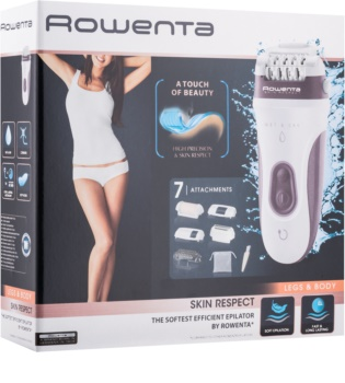 Rowenta Skin Respekt EP8060F0 Epilator