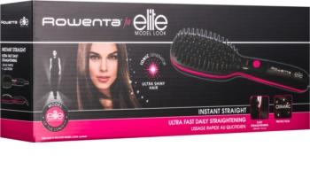 Rowenta Instant Straight CF5712F0 perie ionică pentru păr