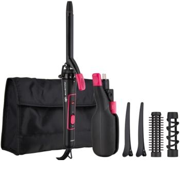 Rowenta Elite Model Look Unlimited Looks CF4112F0 placa multifunções para cabelo