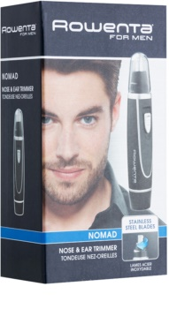 Rowenta For Men Nomad TN3500F0 Nose and Ear Hair Trimmer