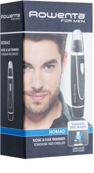 Rowenta For Men Nomad TN3500F0 tagliapeli per naso e orecchie