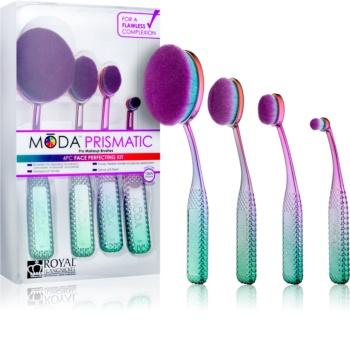 Royal and Langnickel Moda Prismatic Brush Set