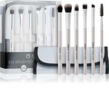 Royal and Langnickel Chique White kit de pinceaux (yeux)
