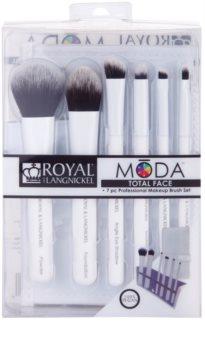 Royal and Langnickel Moda Total Face set čopičev