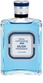 Royal Copenhagen Royal Copenhagen Musk Eau de Cologne para homens 240 ml