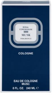 Royal Copenhagen Musk eau de cologne pentru barbati 240 ml