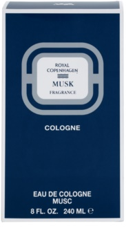 Royal Copenhagen Royal Copenhagen Musk woda kolońska dla mężczyzn 240 ml