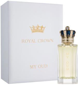 Royal Crown My Oud ekstrakt perfum unisex 100 ml