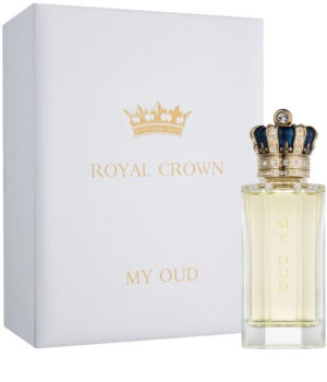 Royal Crown My Oud parfüm kivonat unisex 100 ml