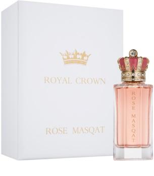 Royal Crown Rose Masqat extract de parfum pentru femei 100 ml