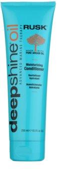 Rusk Deep Shine Oil regenerační kondicionér pro suché a poškozené vlasy