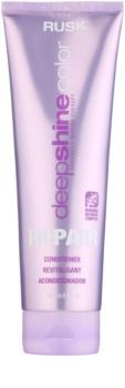 Rusk Deep Shine Color Repair kondicionér pre jednoduché rozčesávanie vlasov