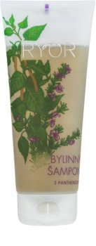 RYOR Hair Care zeliščni šampon s pantenolom
