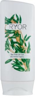 RYOR Tea Tree Oil gel pro intimní hygienu