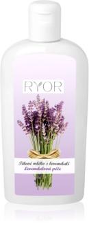 RYOR Lavender Care tělové mléko