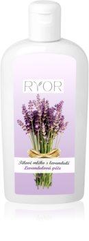 RYOR Lavender Care telové mlieko