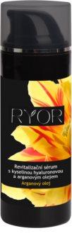 RYOR Argan Oil sérum revitalizante com ácido hialurónico