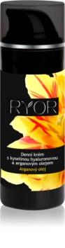 RYOR Argan Oil denný krém s kyselinou hyalurónovou