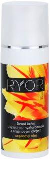 RYOR Argan Oil dnevna krema s hialuronsko kislino