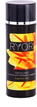 RYOR Argan Oil výživný krém s kmenovými buňkami z argánie