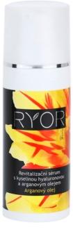 RYOR Argan Oil revitalizační sérum s kyselinou hyaluronovou