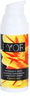 RYOR Argan Oil serum revitalizante con ácido hialurónico