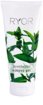 RYOR Face & Body Care uvolňující mátový gel