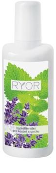 RYOR Face & Body Care ulei hidrofil baie și duș