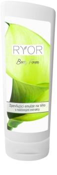 RYOR Body Form emulsão reforçadora com extratos naturais e proteínas