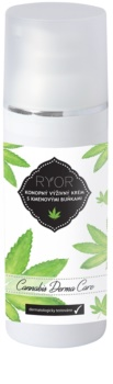 RYOR Cannabis Derma Care crema nutritiva con células madre