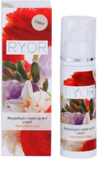RYOR Decorative Care rozjasňujúci make-up 8 v 1