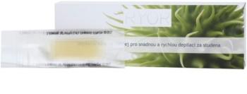 RYOR Depilation and Shaving depilačné fólia na tvár pre jednoduchú a rýchlu depiláciu za studena