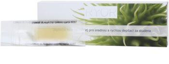 RYOR Depilation and Shaving folie depilatoare faciala pentru depilare usoara si rapida la rece