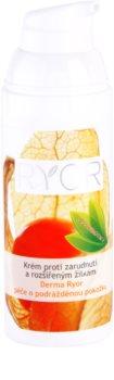RYOR Derma Ryor krém proti začervenaniu pokožky a rozšíreným žilkám s probiotikami
