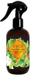 RYOR Hair Care keratinsko pršilo za lase