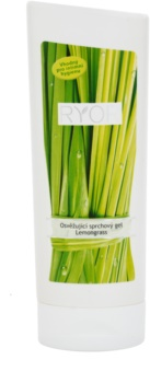RYOR Lemongrass gel de dus revigorant