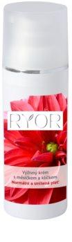 RYOR Normal to Combination hranilna krema z vrtnim ognjičem in klinčki