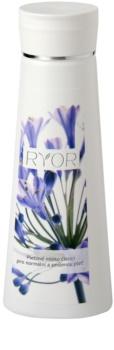 RYOR Normal to Combination čistiace pleťové mlieko pre normálnu až zmiešanú pleť