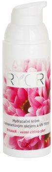 RYOR Ryamar vlažilna krema z amarantovim oljem in UV filtri