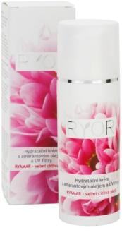 RYOR Ryamar crema hidratante con aceite de amaranto y filtro UV