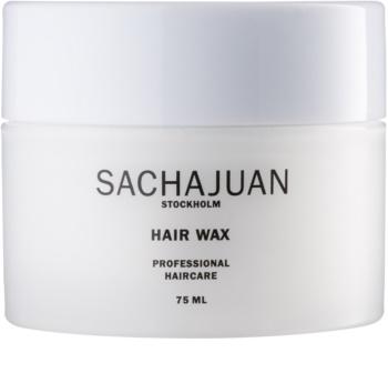 Sachajuan Styling and Finish formázó wax hajra