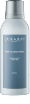 Sachajuan Styling and Finish púder pre objem tmavých vlasov