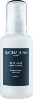 Sachajuan Cleanse and Care Hair Repair noční obnovující emulze