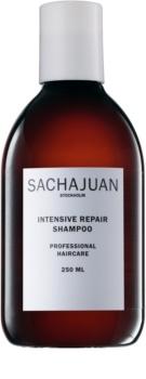 Sachajuan Cleanse and Care Intensive Repair shampoing pour cheveux abîmés et exposés au soleil
