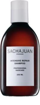 Sachajuan Cleanse and Care Intensive Repair szampon do włosów zniszczonych i spalonych słońcem