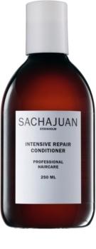 Sachajuan Cleanse and Care Intensive Repair balzam za poškodovane in od sonca obremenjene lase