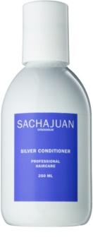 Sachajuan Cleanse and Care Silver hydratačný kondicionér neutralizujúci žlté tóny
